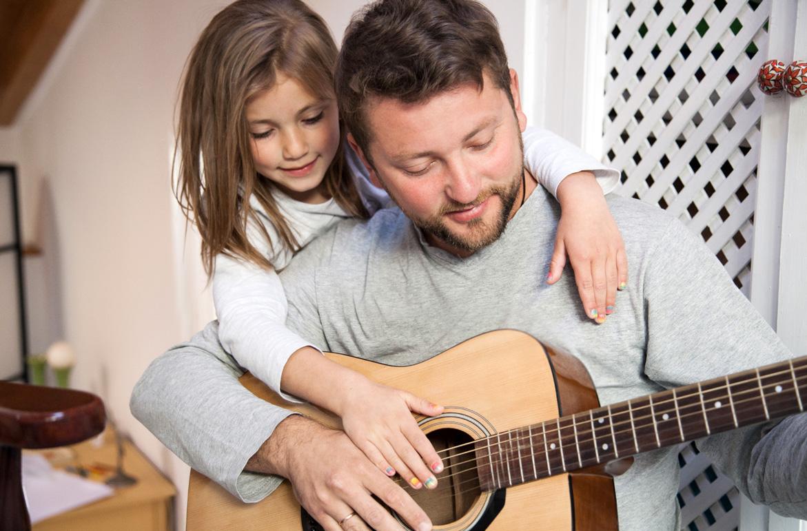 Väter singen